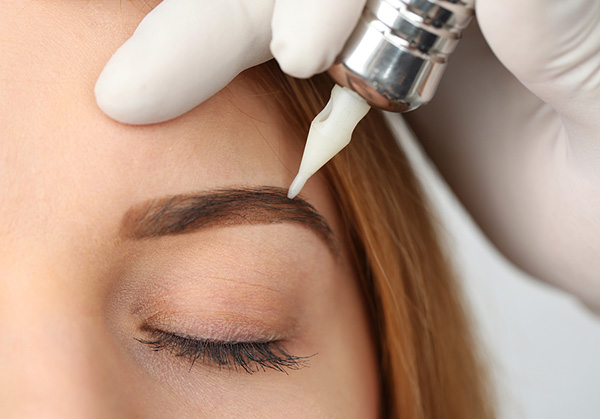 eyebrow tattoo gold coast